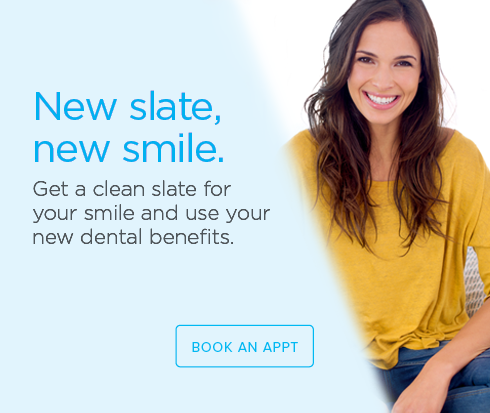 North Decatur  Dentistry - New Year, New Dental Benefits